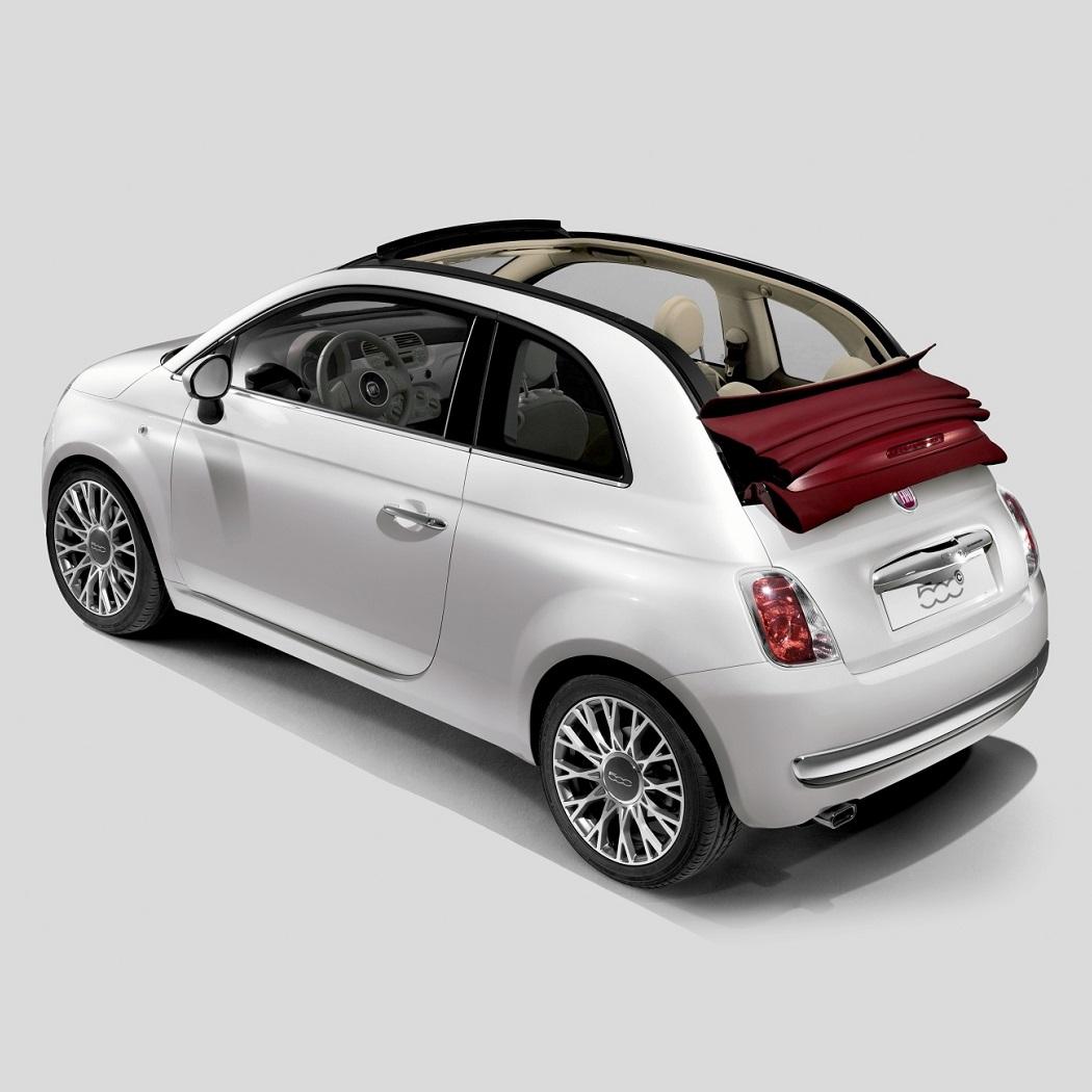 Fiat 500 Cabrio From